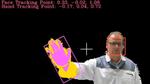 Gestensteuerung aus der Perspektive eines Roboters.