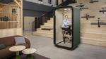 Die variable Telefonzelle fürs Büro