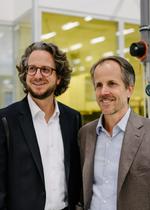 Senheiser, Co-CEOs, Daniel Sennheiser, Andreas Sennheiser