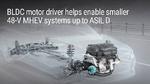 Grade-0-BLDC-Motortreiber für 48-V-MHEV-Antriebe