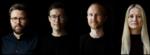 Das Gründerteam (v.l.n.r.): Mads Jarner Brevadt (CEO), Pavel Lisouski (CTO), Martin Axelsen (CSO), Stine Mølgaard (COO)