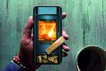 Ofenfeuer: Archaisch und smart