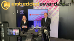 The Winners of the embedded award 2021
