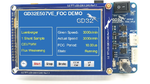 Entwicklungsmodul GD32E507-FOC
