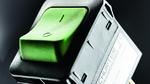 Thermischer Geräteschutzschalter in modernem Design