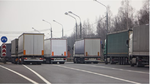 Quarantäne-Bestimmungen für LKWs traktieren Lieferkette
