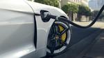Software-Update für Porsche Taycan der ersten Stunde