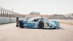 Entwicklung eines Brennstoffzellen-Rennfahrzeugs