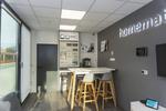 Mobiler IP Showroom, Innenansicht, Smart Home Roadshow