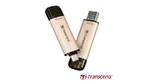 USB-Stick mit Typ-A- und Typ-C-Anschluss