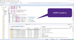 Bild 2. Beispiele für MISRA-Fundstellen, die von einem Tool zur statischen Code-Analyse entdeckt wurden.