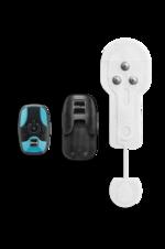 Die Bittium Faros Elektrode ist so konzipiert, dass sie der Träger bzw. die Trägerin kaum bis gar nicht bemerkt.