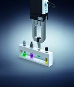 GEP2000-B –E-Greifer für Kleinteile-Handling: Die Modelle verfügen unter anderem über eine freie Positionierbarkeit und Werkstückverlustkontrolle