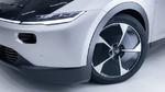 Spezialreifen für Solar-Elektroauto mit 725 km Reichweite