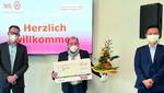 61.800 Euro für Hilfsorganisationen
