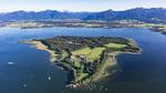 Sechs Kilometer Seekabel führen nach Herrenchiemsee