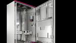 Flexibler Innenausbau im Kunststoff-Schaltschrank