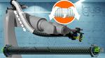 Leitungen an Industrierobotern flexibler führen
