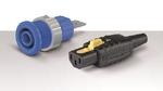 Kabel- und Steckersortiment ausgebaut