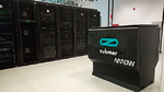 Immersions-Cooling damit der Supercomputer cool bleibt