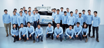 Bild 3. Das Entwicklerteam von Hongjing.