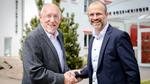 Gregor Langer folgt Hartmut Hoffmann als Geschäftsführer nach