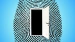 Fingerabdruck und andere Türöffner