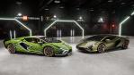 Automobili Lamborghini hat in Zusammenarbeit mit LEGO® eine lebensgroße Nachbildung des Lamborghini Sián FKP 37 mit über 400.000 LEGO-Technic-Elementen gebaut....