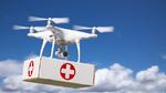 Der fliegende Defibrillator