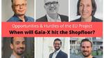 When will Gaia-X hit the Shopfloor?