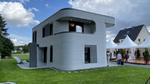 Ein gedrucktes Haus