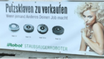iRobot entsetzt über Händler-Werbung