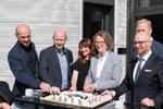 Eröffnung 3D-Druck-Haus Beckum