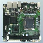 Mini-ITX-Board mit ein- bis zweimal LAN/G-LAN