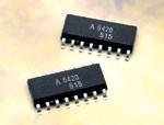 Bidirektionale Optokoppler für 15 MBd