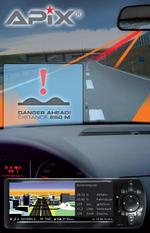 Datenautobahn für Multimedia auf vier Rädern