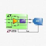 Linear Technology: Treiber für schnelle A/D-Wandler