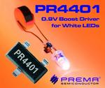 0,9-V-Boost-Wandler liefert 40 mA
