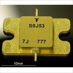 GaN-Leistungs-FET mit 65,4 W Ausgangsleistung