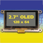 2,7-Zoll-OLED als Osram-Ersatz