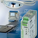 24-V-Netzgerät mit medizinischer Zulassung