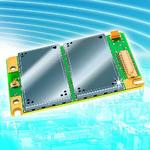 HSDPA/UMTS-Module für schnelle Datenverbindungen