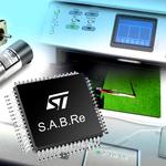 Für Bewegungssteuerung und Power Management: konfigurierbarer Mixed-Signal-Chip