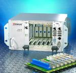 Enthält sowohl CompactPCI- als auch CompactPCI-Express-Steckplätze