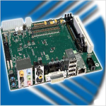 Kompaktes COM-Express-Board