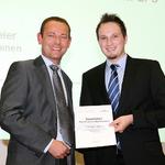 Diplom- und Studienpreis Mechatronik verliehen