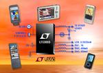 Drei Lasten über USB versorgen