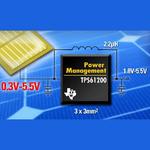 Solar-Gleichspannungswandler begnügt sich mit 0,3 V
