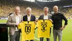 Zu Dortmund gegen Bayern mit Eset