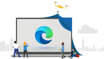 Microsofts furioses Browser-Comeback